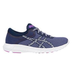 ASICS Nitrofuze 2 Blue Sneakers Athletic Shoes 9